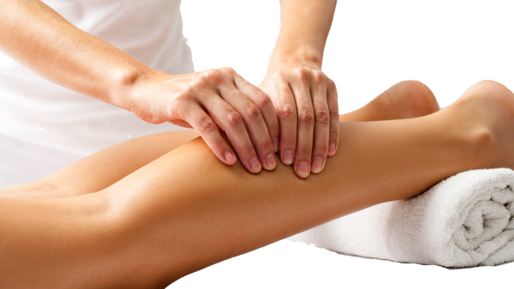 Leg Massage, Wellness on Hopetoun